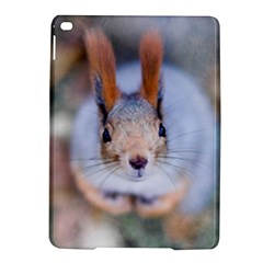 Squirrel Looks At You Ipad Air 2 Hardshell Cases by FunnyCow