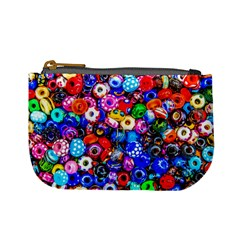 Colorful Beads Mini Coin Purses by FunnyCow