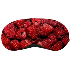 Red Raspberries Sleeping Masks by FunnyCow
