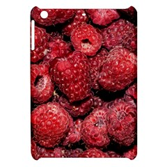 Red Raspberries Apple Ipad Mini Hardshell Case by FunnyCow