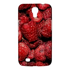 Red Raspberries Samsung Galaxy Mega 6 3  I9200 Hardshell Case by FunnyCow