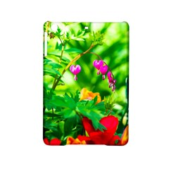 Bleeding Heart Flowers In Spring Ipad Mini 2 Hardshell Cases by FunnyCow