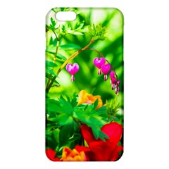 Bleeding Heart Flowers In Spring Iphone 6 Plus/6s Plus Tpu Case by FunnyCow