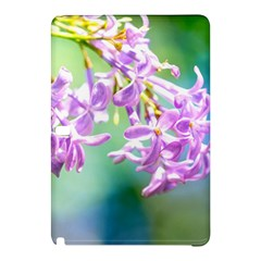 Beautiful Pink Lilac Flowers Samsung Galaxy Tab Pro 10 1 Hardshell Case by FunnyCow