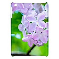 Elegant Pink Lilacs In Spring Apple Ipad Mini Hardshell Case by FunnyCow