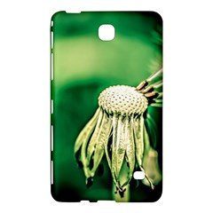 Dandelion Flower Green Chief Samsung Galaxy Tab 4 (8 ) Hardshell Case  by FunnyCow