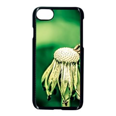 Dandelion Flower Green Chief Apple Iphone 7 Seamless Case (black) by FunnyCow