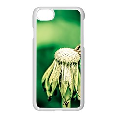 Dandelion Flower Green Chief Apple Iphone 7 Seamless Case (white)