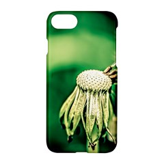 Dandelion Flower Green Chief Apple Iphone 8 Hardshell Case by FunnyCow