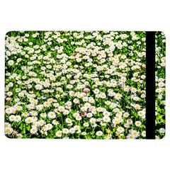 Green Field Of White Daisy Flowers Ipad Air Flip by FunnyCow