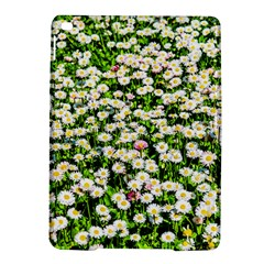 Green Field Of White Daisy Flowers Ipad Air 2 Hardshell Cases by FunnyCow