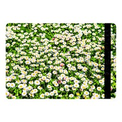 Green Field Of White Daisy Flowers Apple Ipad 9 7 by FunnyCow