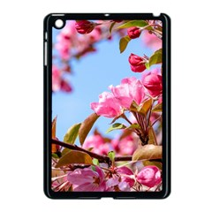Crab Apple Blossoms Apple Ipad Mini Case (black) by FunnyCow