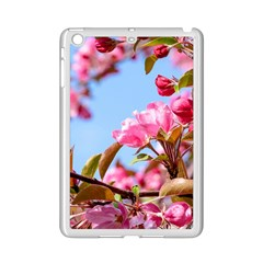 Crab Apple Blossoms Ipad Mini 2 Enamel Coated Cases by FunnyCow
