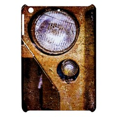 Vintage Off Roader Car Headlight Apple Ipad Mini Hardshell Case by FunnyCow