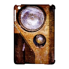 Vintage Off Roader Car Headlight Apple Ipad Mini Hardshell Case (compatible With Smart Cover) by FunnyCow