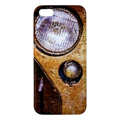 Vintage Off Roader Car Headlight Iphone 5s/ Se Premium Hardshell Case by FunnyCow