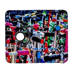 Time To Choose A Scooter Samsung Galaxy S  Iii Flip 360 Case by FunnyCow