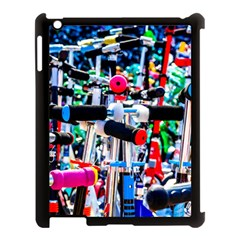 Time To Choose A Scooter Apple Ipad 3/4 Case (black) by FunnyCow