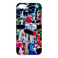 Time To Choose A Scooter Apple Iphone 5c Hardshell Case by FunnyCow