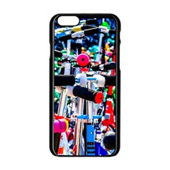 Time To Choose A Scooter Apple Iphone 6/6s Black Enamel Case by FunnyCow