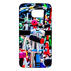 Time To Choose A Scooter Samsung Galaxy S6 Hardshell Case  by FunnyCow