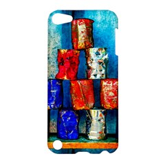 Soup Cans   After The Lunch Apple Ipod Touch 5 Hardshell Case by FunnyCow