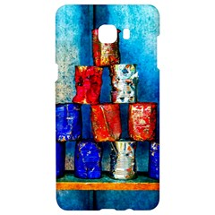Soup Cans   After The Lunch Samsung C9 Pro Hardshell Case  by FunnyCow