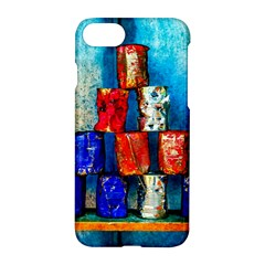 Soup Cans   After The Lunch Apple Iphone 8 Hardshell Case by FunnyCow