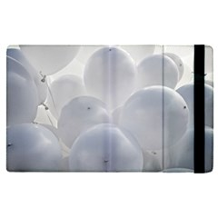 White Toy Balloons Apple Ipad Pro 12 9   Flip Case by FunnyCow