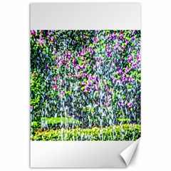 Lilacs Of The First Water Canvas 24  X 36  by FunnyCow