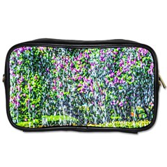 Lilacs Of The First Water Toiletries Bags by FunnyCow