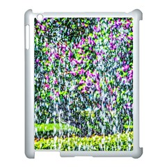 Lilacs Of The First Water Apple Ipad 3/4 Case (white) by FunnyCow