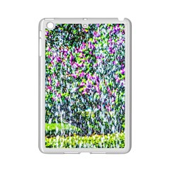 Lilacs Of The First Water Ipad Mini 2 Enamel Coated Cases by FunnyCow