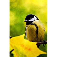 Tomtit Bird Dressed To The Season 5 5  X 8 5  Notebooks by FunnyCow
