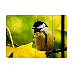 Tomtit Bird Dressed To The Season Ipad Mini 2 Flip Cases by FunnyCow