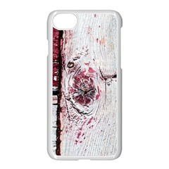 Abstract Art Of Grunge Wood Apple Iphone 8 Seamless Case (white)