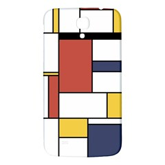 Neoplasticism Style Art Samsung Galaxy Mega I9200 Hardshell Back Case by FunnyCow