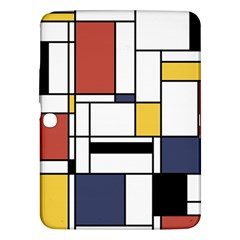 Abstract Art Of Avant Garde Samsung Galaxy Tab 3 (10 1 ) P5200 Hardshell Case  by FunnyCow