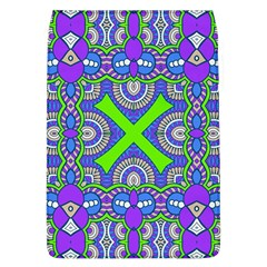 Purple Green Shapes                                  Samsung Galaxy Grand Duos I9082 Hardshell Case by LalyLauraFLM