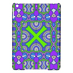 Purple Green Shapes                                  Samsung Galaxy Note 3 N9005 Case (black) by LalyLauraFLM