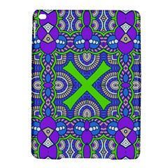 Purple Green Shapes                                  Samsung Galaxy Note 4 Hardshell Case by LalyLauraFLM