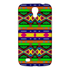 Distorted Colorful Shapes And Stripes                                   Sony Xperia Sp (m35h) Hardshell Case by LalyLauraFLM