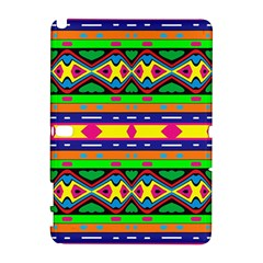 Distorted Colorful Shapes And Stripes                                   Htc Desire 601 Hardshell Case by LalyLauraFLM
