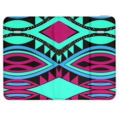 Ovals And Rhombus                                    Htc One M7 Hardshell Case by LalyLauraFLM