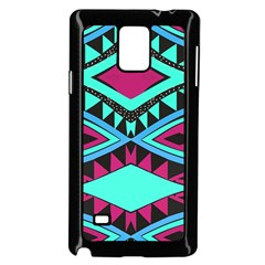 Ovals And Rhombus                                    Samsung Galaxy Note 4 Case (color) by LalyLauraFLM