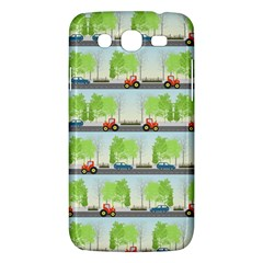 Cars And Trees Pattern Samsung Galaxy Mega 5 8 I9152 Hardshell Case  by linceazul