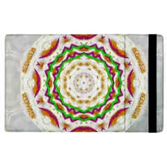 Fauna In Bohemian Midsummer Style Apple Ipad 2 Flip Case by pepitasart