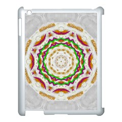 Fauna In Bohemian Midsummer Style Apple Ipad 3/4 Case (white) by pepitasart