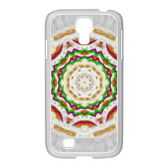 Fauna In Bohemian Midsummer Style Samsung Galaxy S4 I9500/ I9505 Case (white) by pepitasart